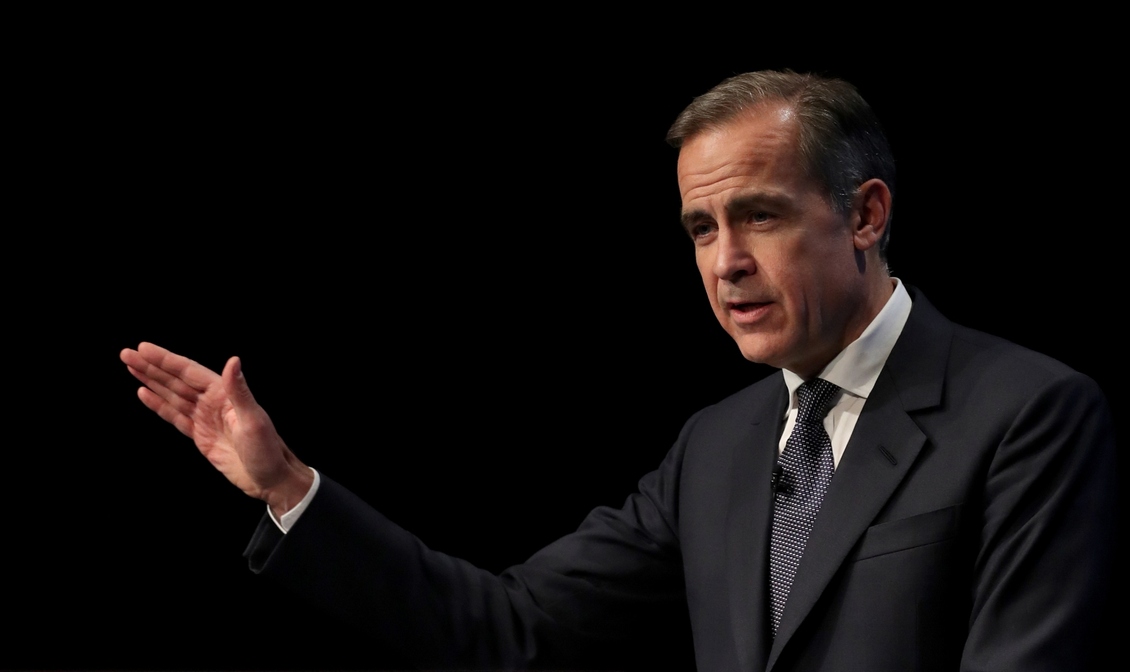 Bank of England governor Mark Carney: There are 'high levels' of inequality in UK