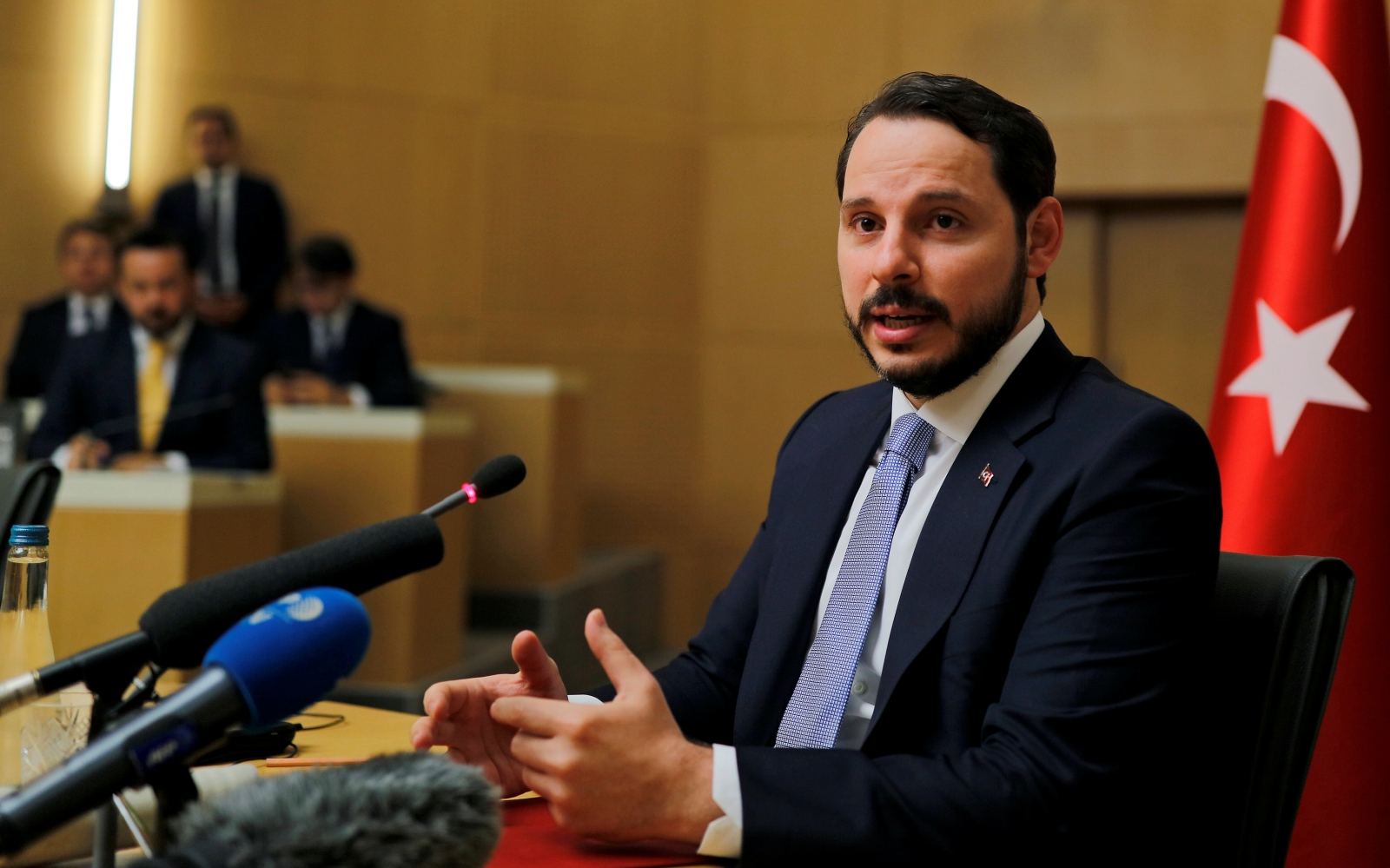 WikiLeaks releases over 57,000 personal emails from Erdogan's son-in-law Berat Albayrak