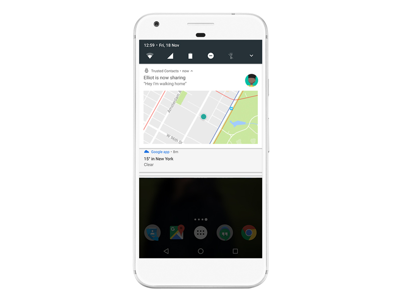 Google Trusted Contacts