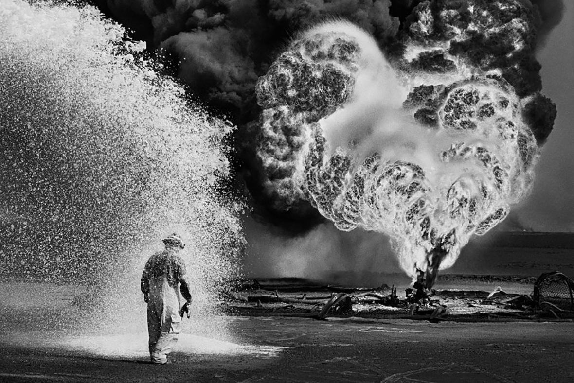 Kuwait: A Desert on Fire