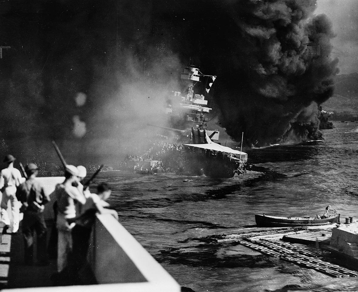 Pearl Harbor attack December 1941