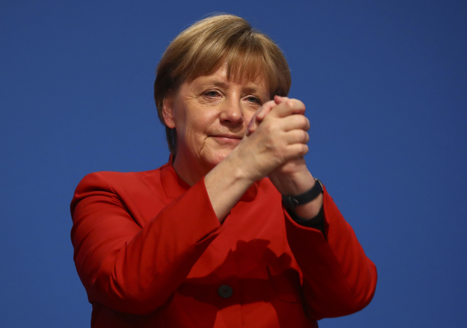 Angela Merkel CDU conference