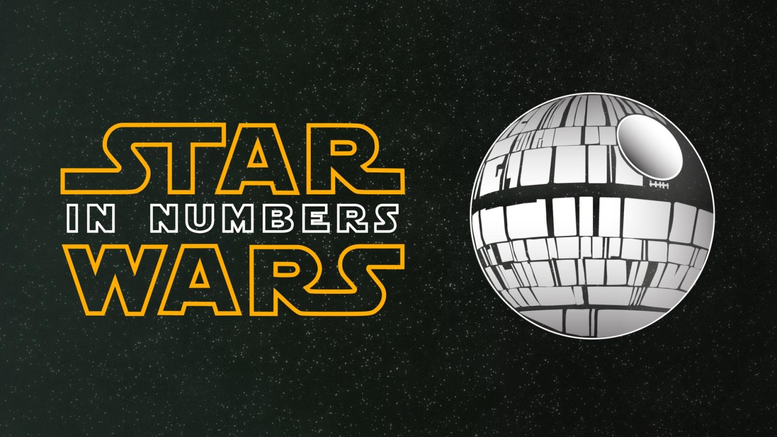 Star Wars in numbers