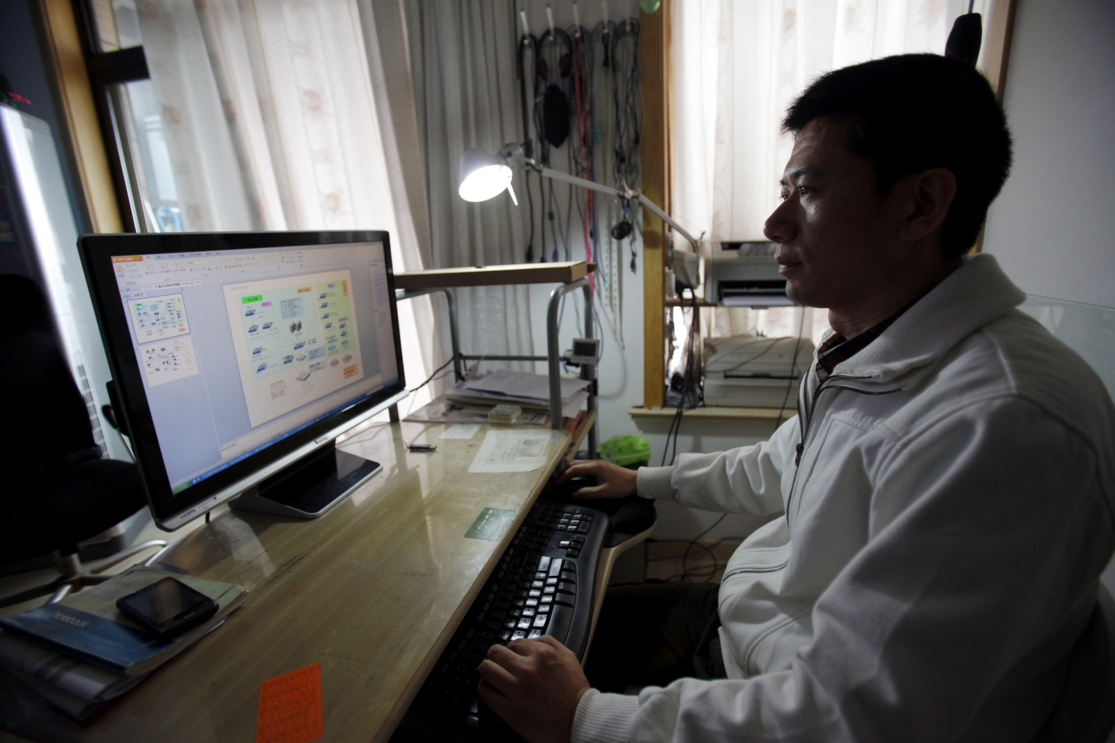 P2P lender China