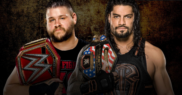 Wwe Roadblock End Of The Line Kevin Owens Vs Roman Reigns -7949