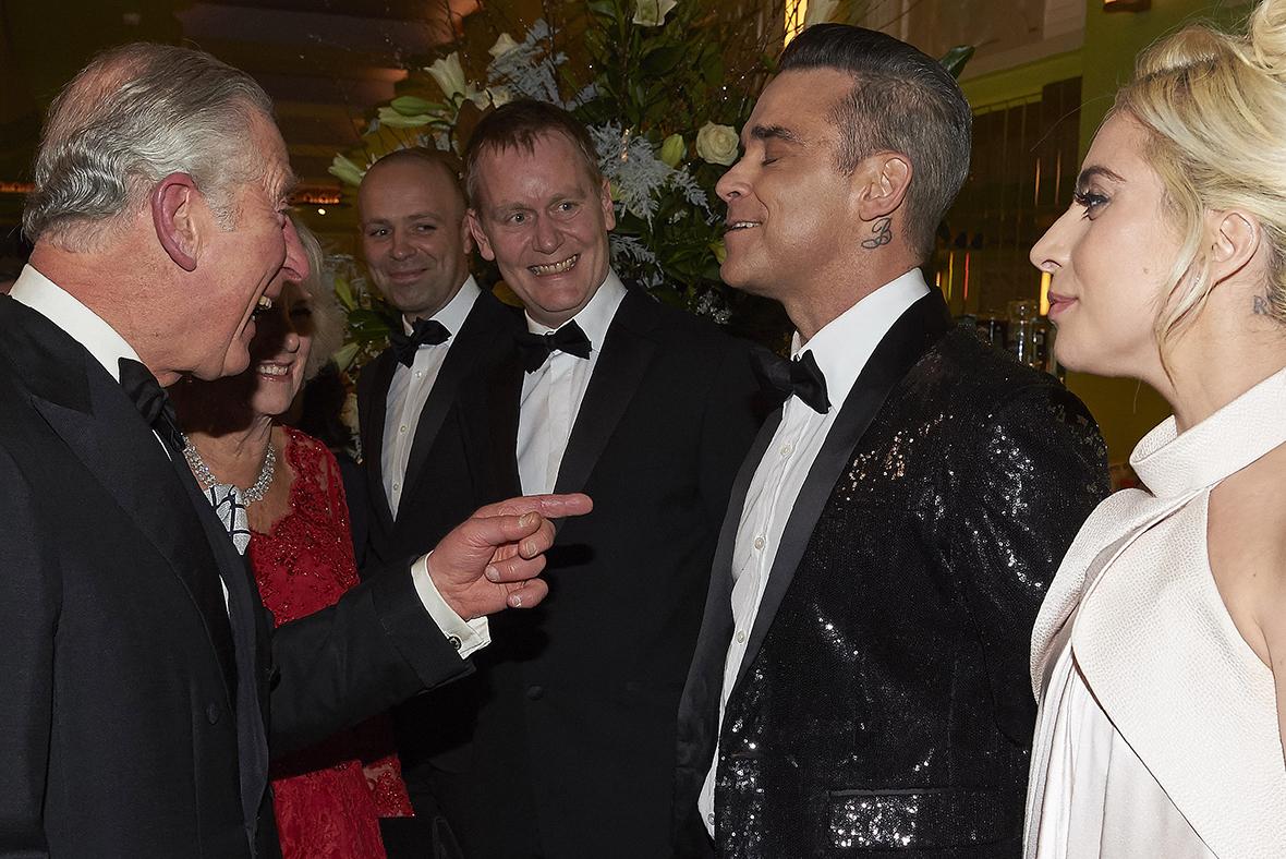 Duchess Of Cornwall Tells Lady Gaga At Royal Variety Performance