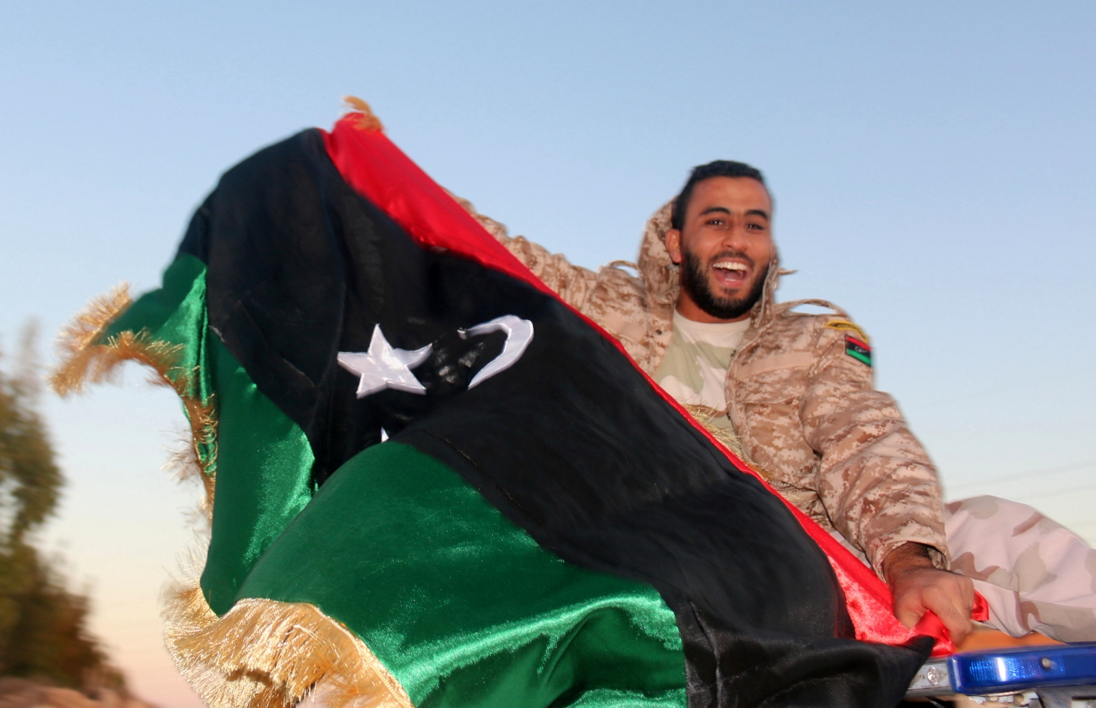 Libyan forces recapture Sirte