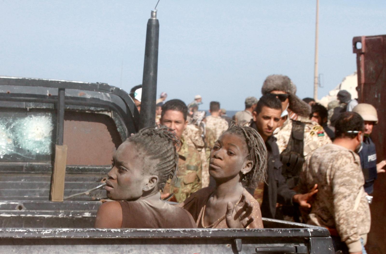 Libyan forces recapture Sirte