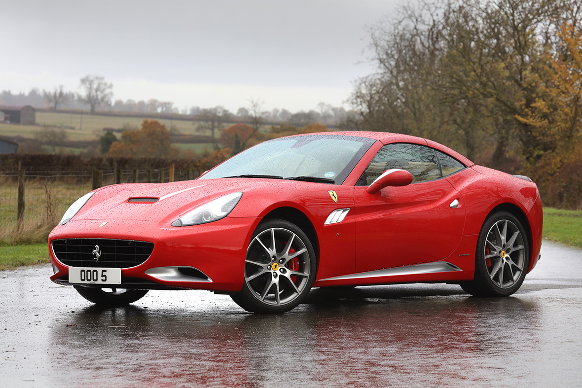 HampH Auctioneers Sell Off High End Cars Including Ferrari