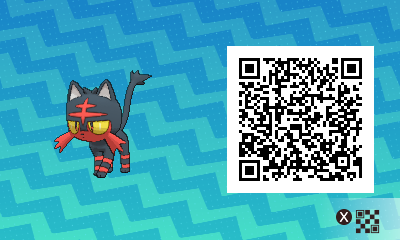 pokemon sun and moon qr code list for alolan pokedex