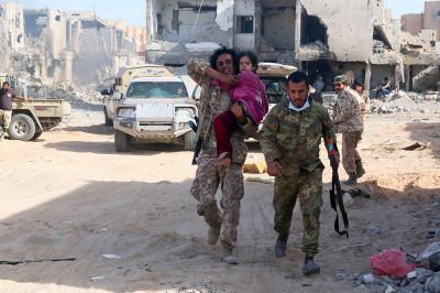 Sirte Libya Isis