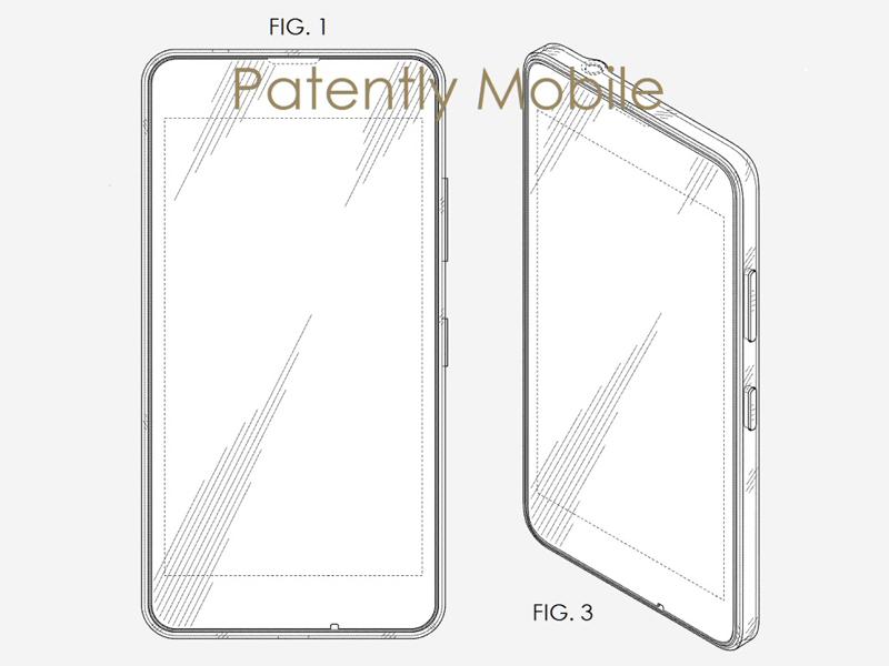 Microsoft phone patent