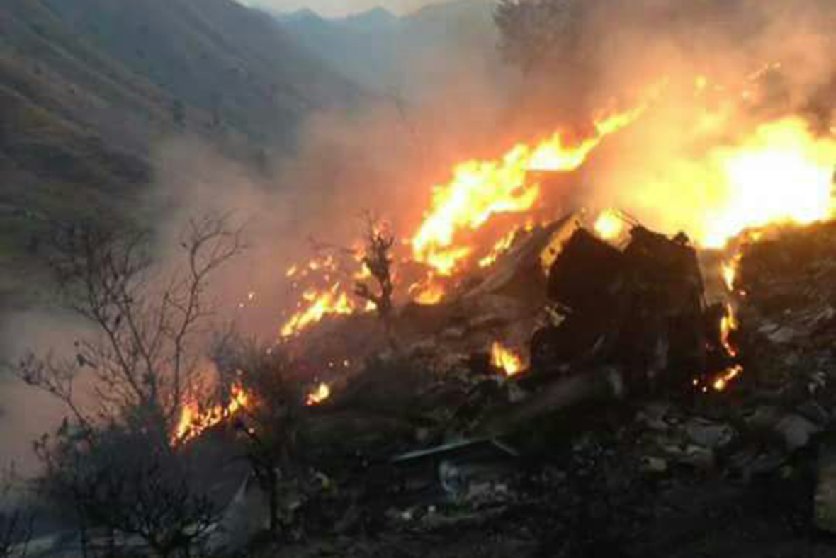 47 feared dead in Pakistan Airlines plane crash ATR-42