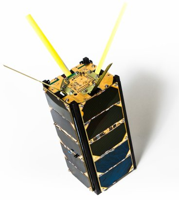 Reaktor Hello World cubesat