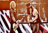 Guns N' Roses Slash and Duff McKagan