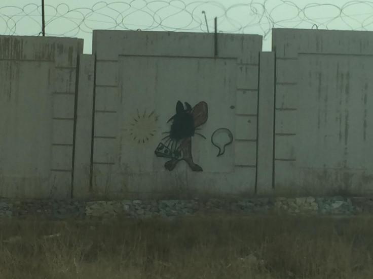 Tikrit wall