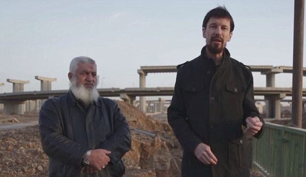 Isis John Cantlie