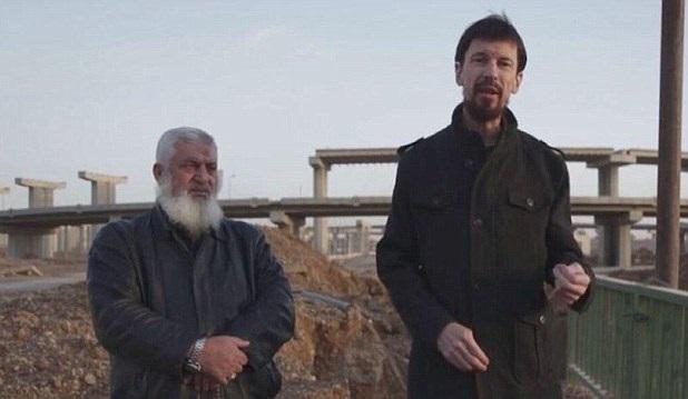 Isis John Cantlie