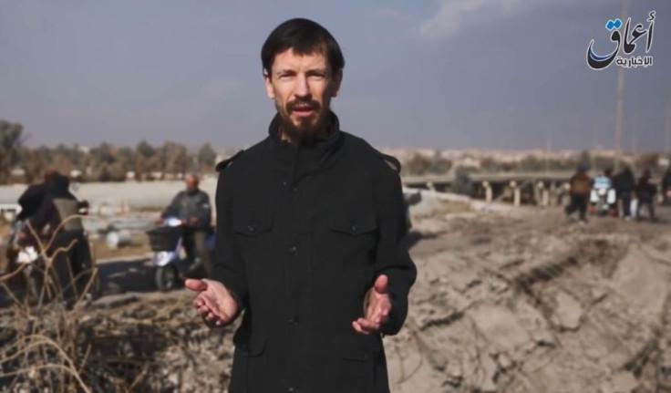 Isis John Cantlie 1