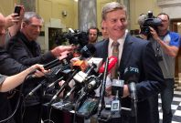 Bill English in New Zealand