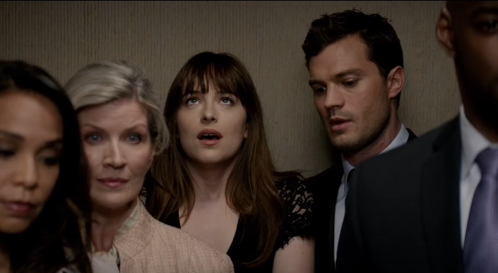 'Fifty Shades Darker' Second Trailer: Making everyone 'slip out of the ordinary'