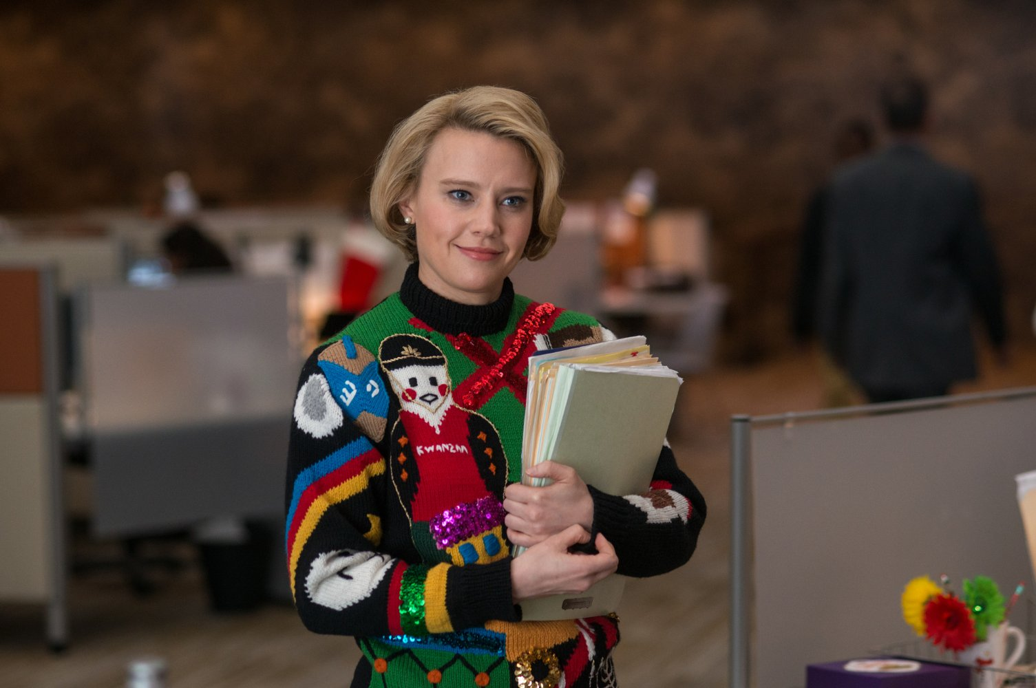 Kate McKinnon in Office Christmas Party