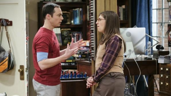 Big Bang Theory season 10 episode 11