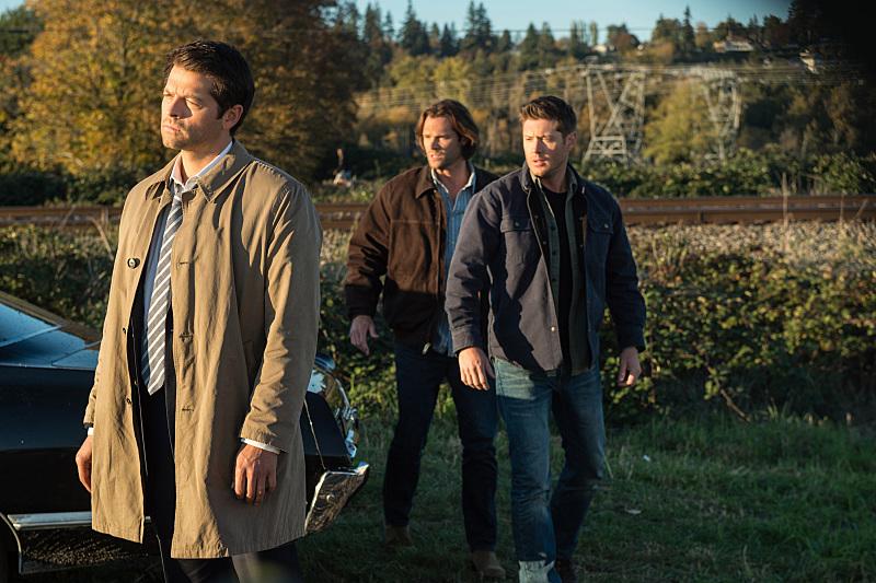 Supernatural season 12 midseason finale
