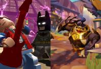 Kids Games Lego Dimension Skylanders Imaginators