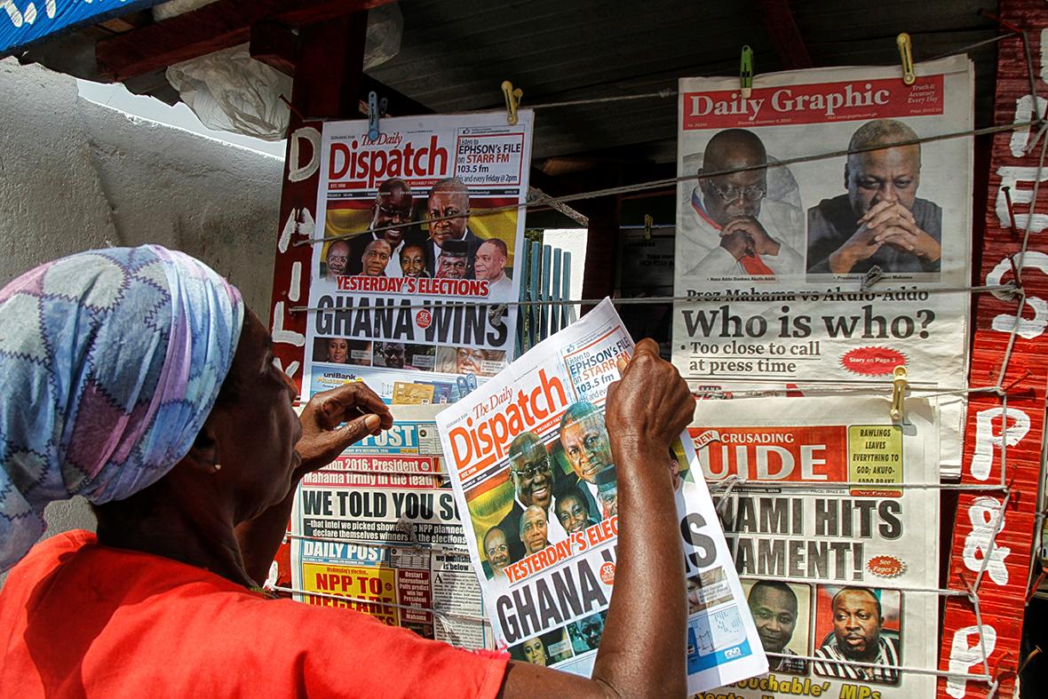 Ghana elections