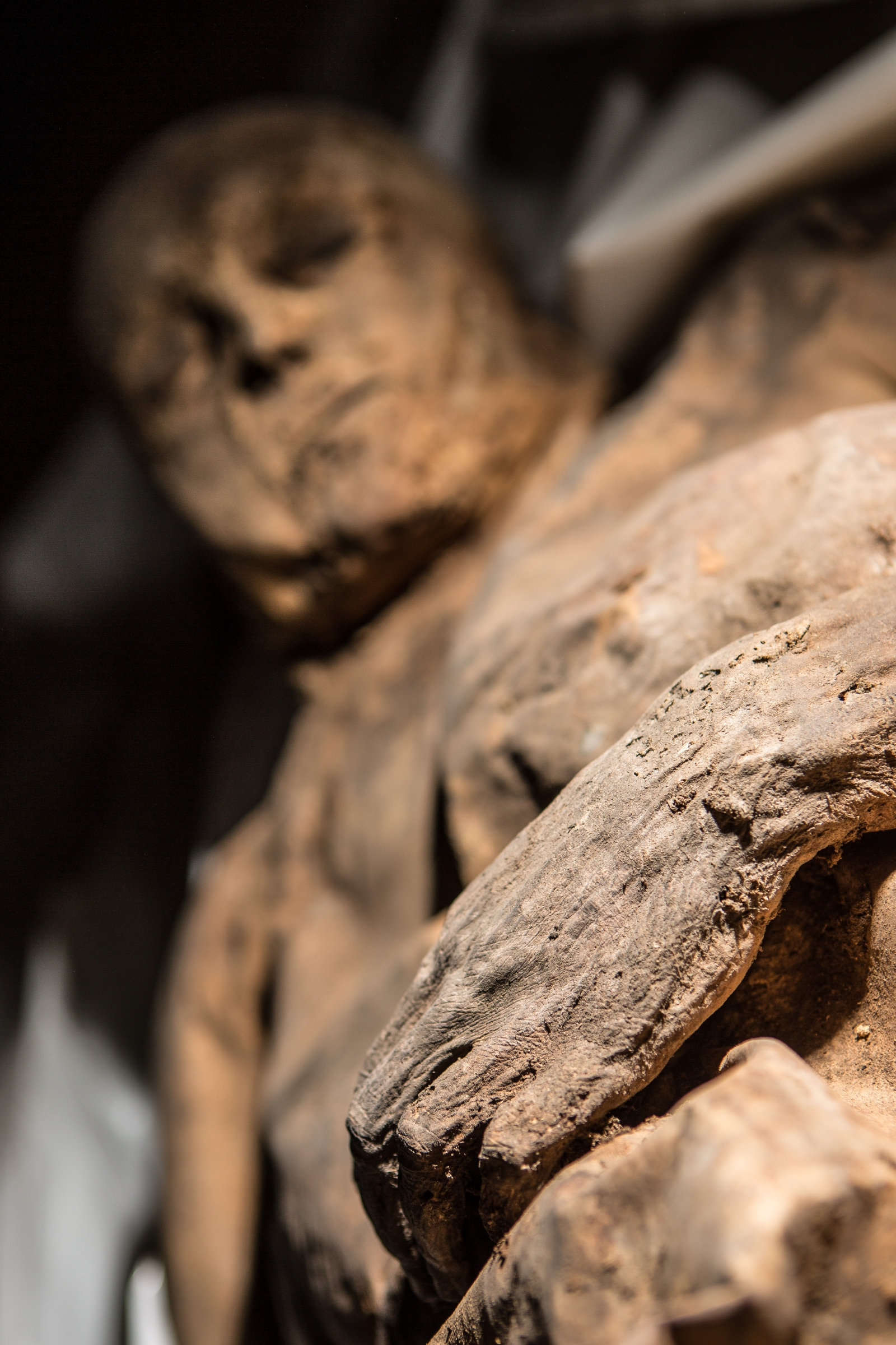 smallpox mummy
