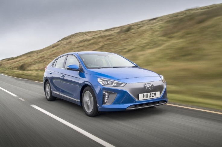 Image result for hyundai ioniq electric review uk