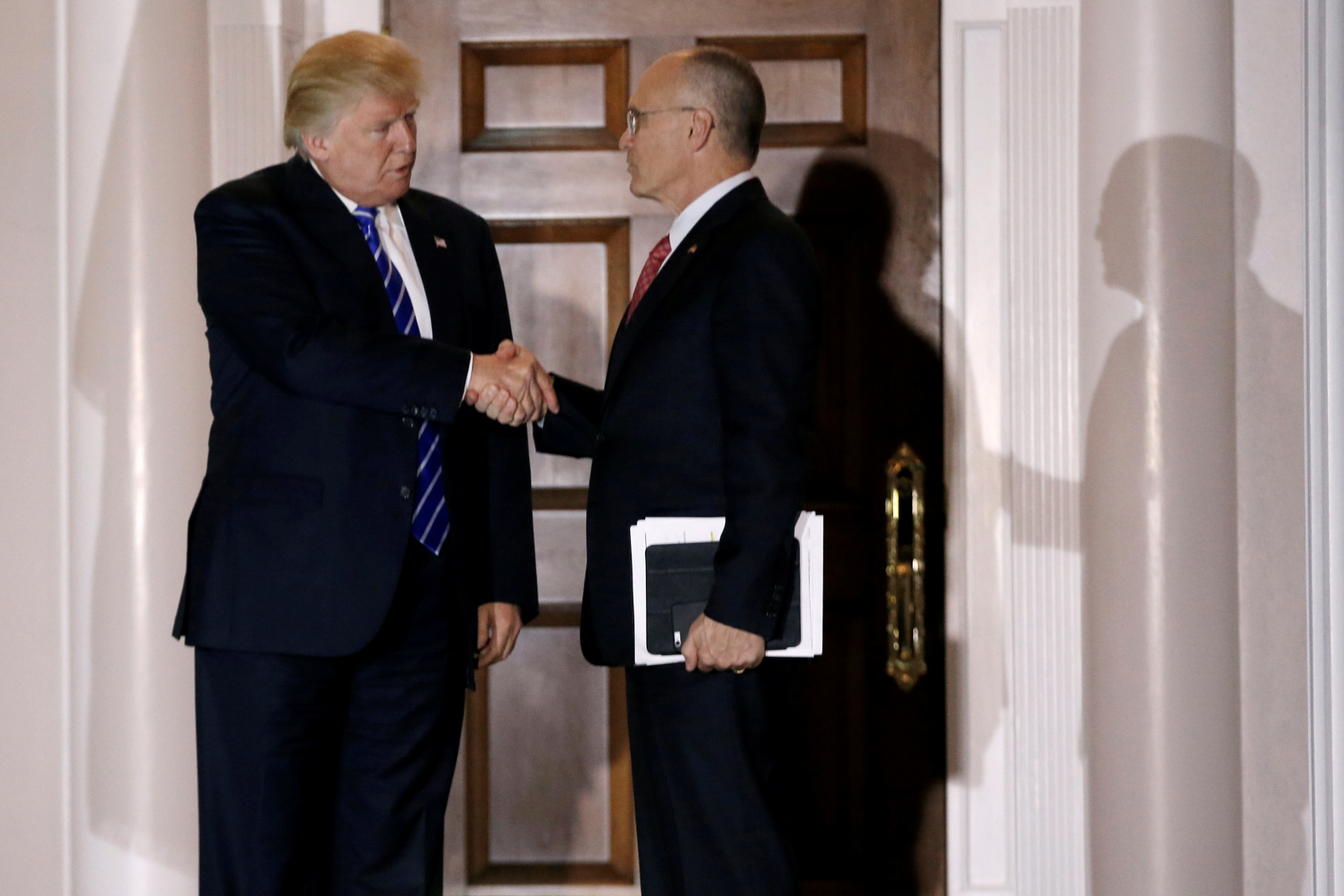 USA-TRUMP/Andy Puzder