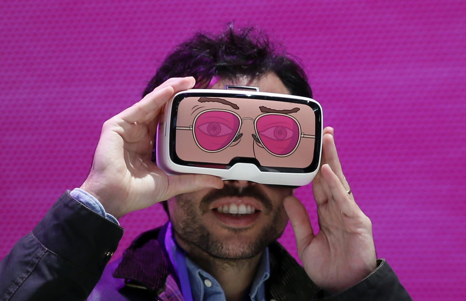 Virtual reality LSD future