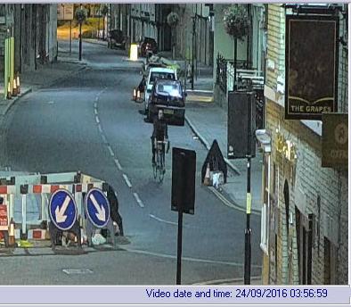 Corrie McKeague Suffolk CCTV witnesses