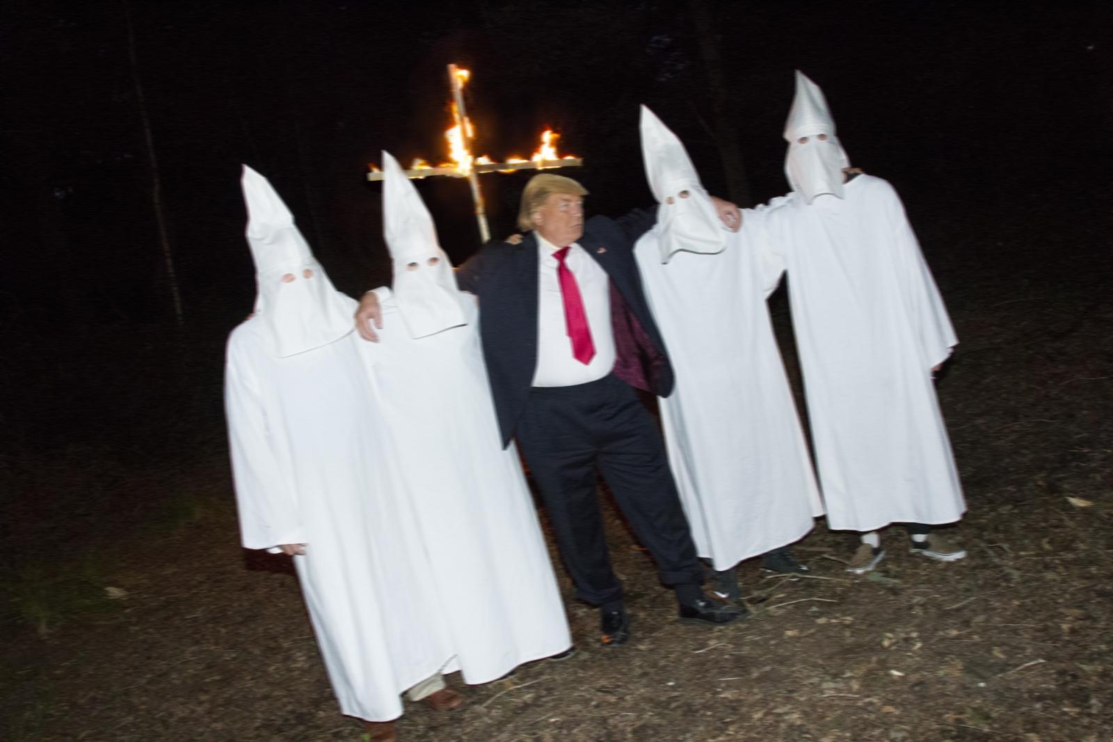 Trump spoof