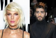 Taylor Swift and Zayn Malik
