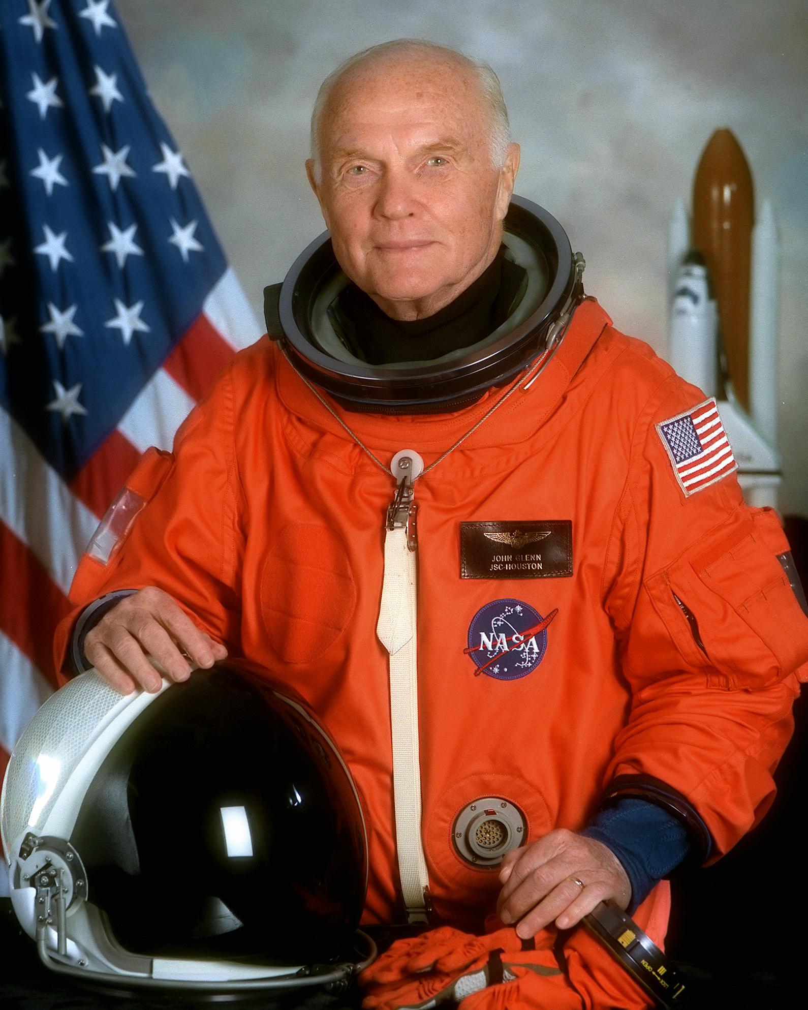space shuttle john glenn - photo #5