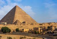 Giza Pyramids Cairo