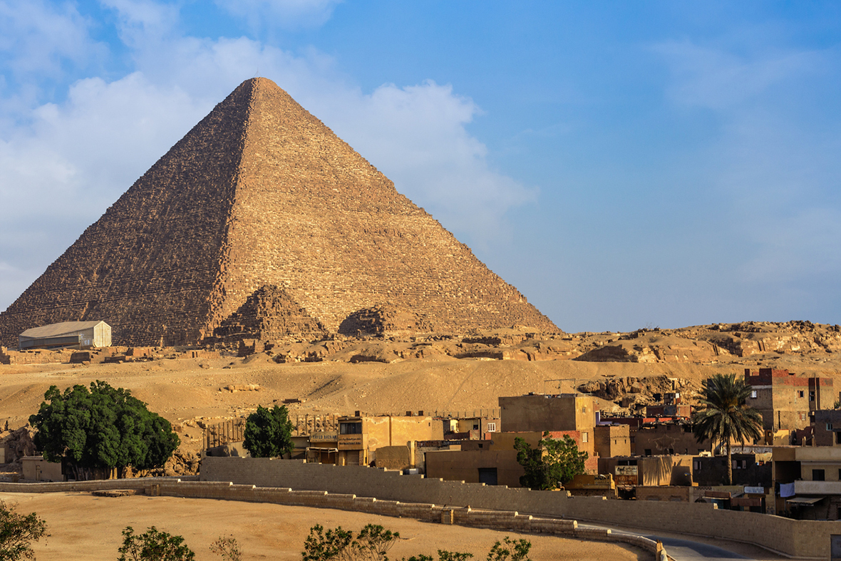 The Hidden Secrets of Khufu's Pyramid Finally Answered? Giza-pyramids-cairo