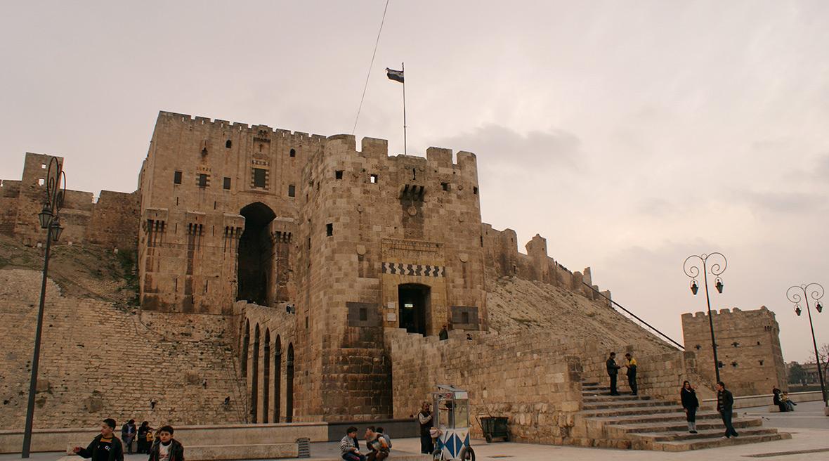 Aleppo Old City