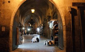 Aleppo Old City