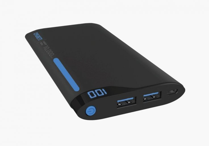 ChargeUp Digital 10,000mAh Portable Power bank
