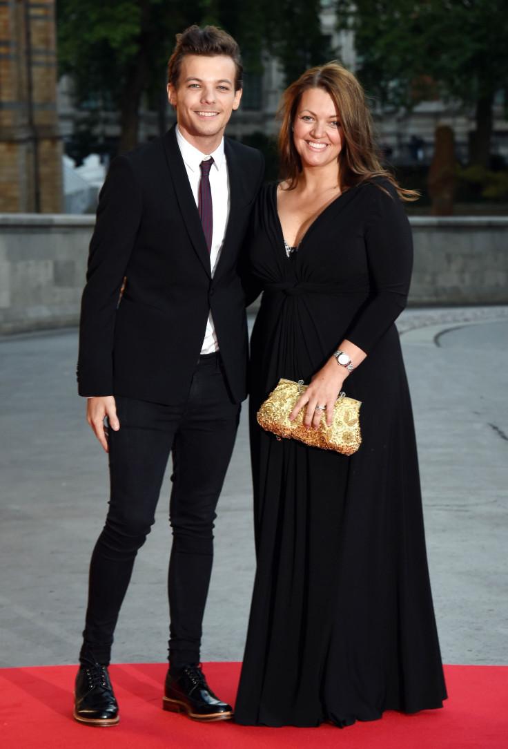 Louis Tomlinson and Johannah Deakin