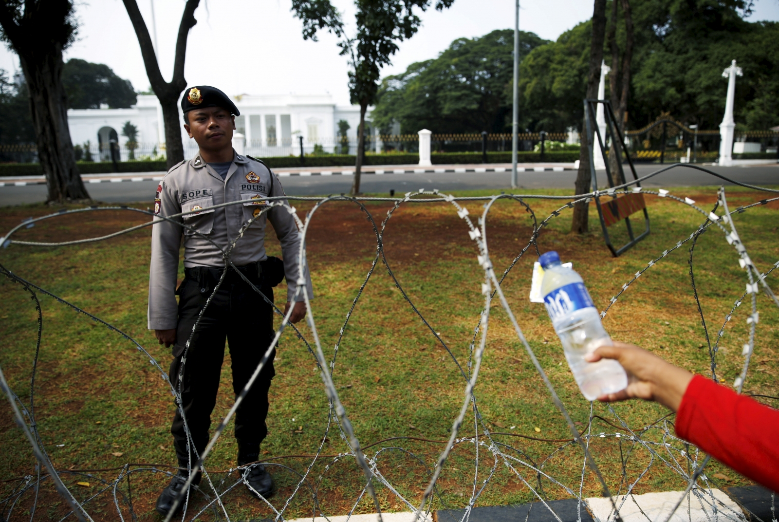 Indonesia terror plot