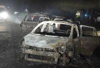 Fireball in Kenya
