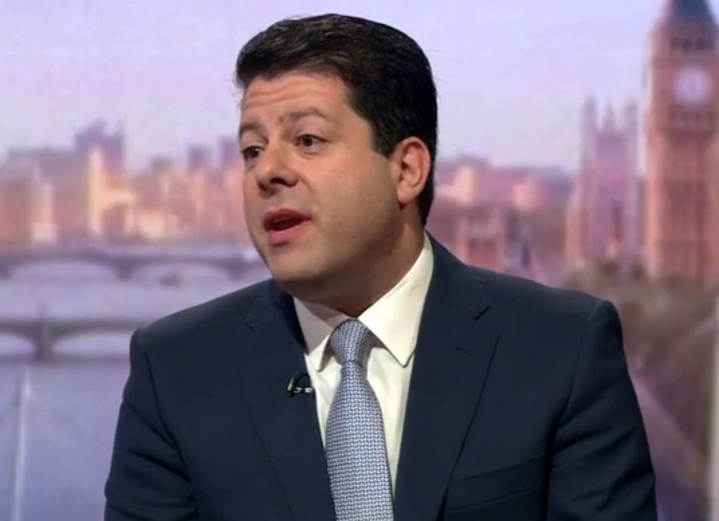 Gibraltar chief minister Fabian Ricardo