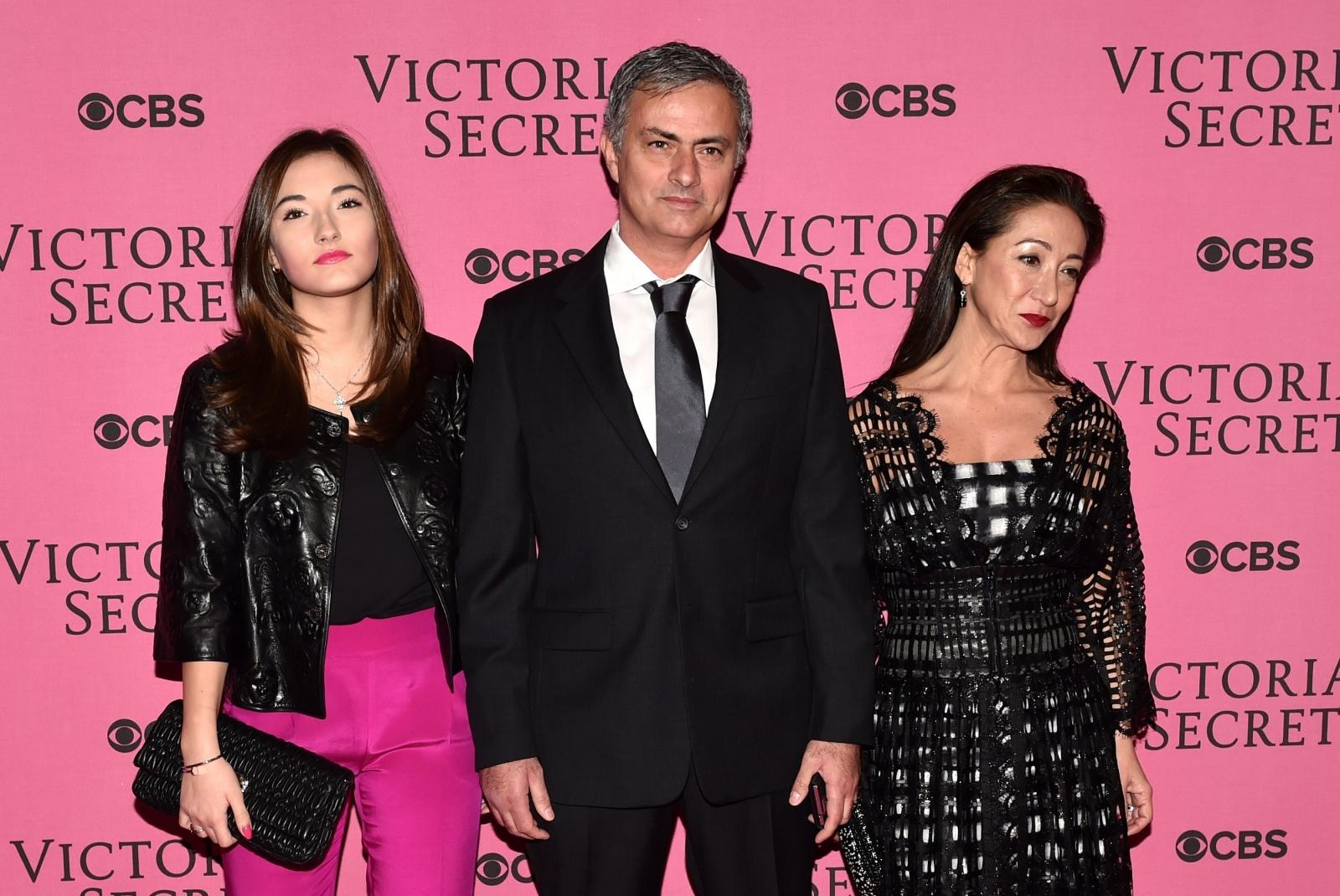 Mourinho family