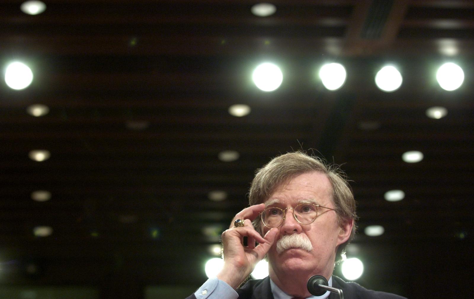 Former US ambassador John Bolton suggests Russian hacks were 'false flag' by Obama administration