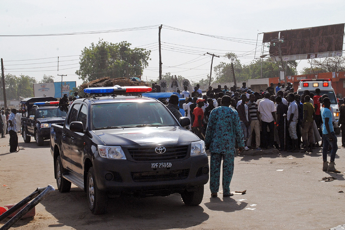 Nigeria attacks